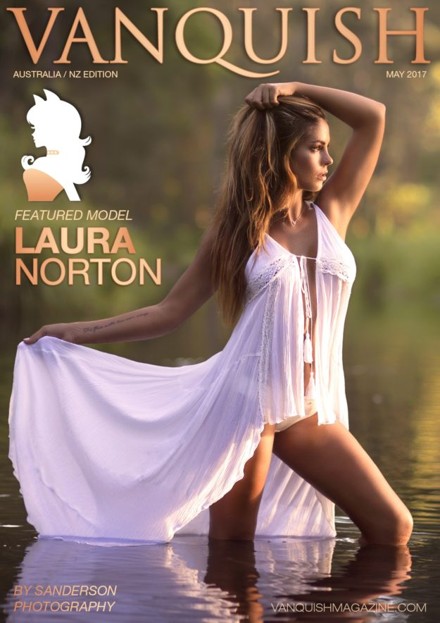 Vanquish Magazine – May 2017 – Laura Norton