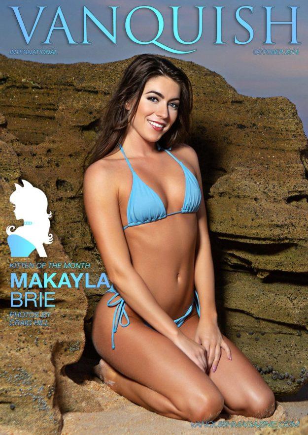 Vanquish Magazine – October 2018 – Makayla Brie