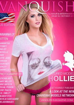 Vanquish Magazine Us – October 2014 – Hollie