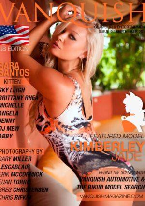 Vanquish Magazine Us – September 2014 – Kimberley Jade