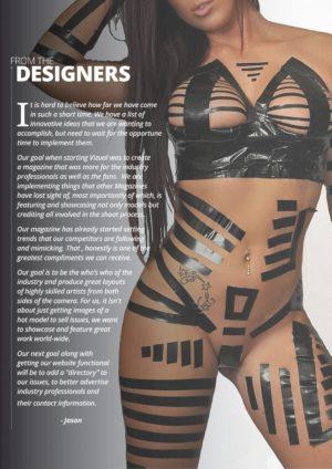 Vizual Magazine Vol 5 – June 2015