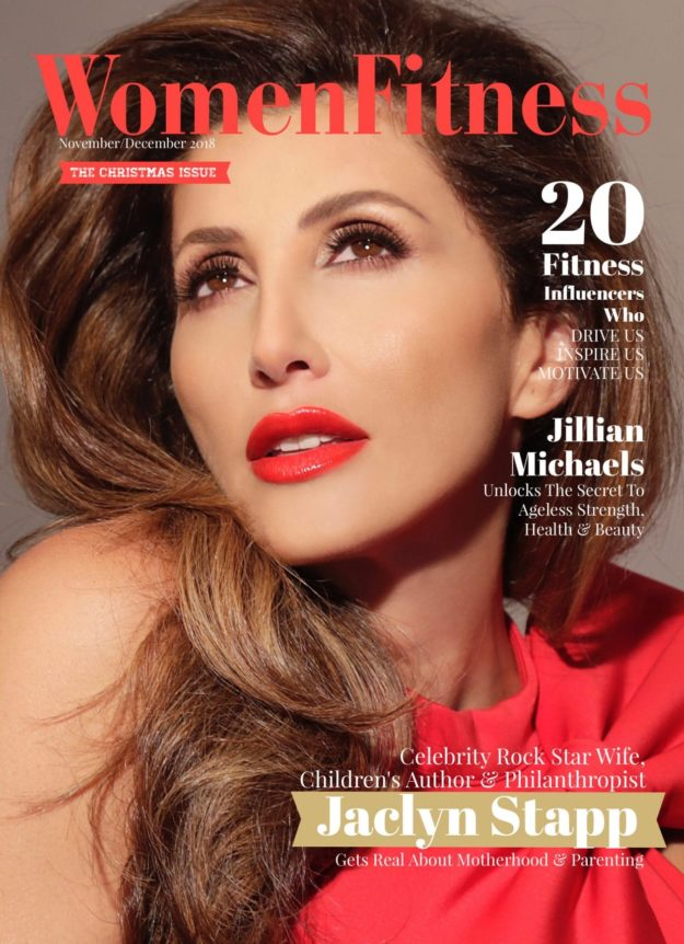 Women Fitness Magazine – November 2018