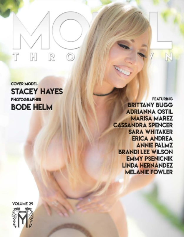 Model Throwdown Magazine – Issue 29
