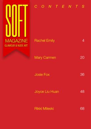 Soft Magazine – February 2019 – Mary Carmen