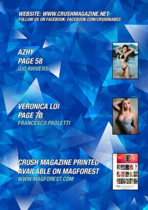 Crush Magazine - February 2019 - Azhy 2