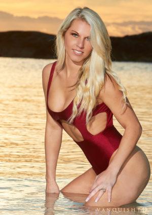 Vanquish Magazine – Swimsuit USA – Part 15 – Valeria Piazza