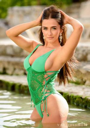Vanquish Magazine – Swimsuit USA – Part 14 – Sara Pizzicaroli