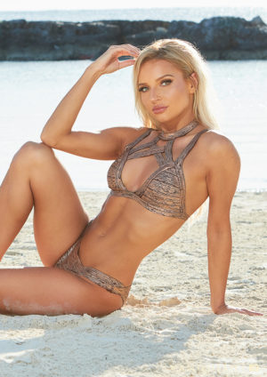 Vanquish Magazine - Swimsuit USA - Part 14 - Sara Pizzicaroli 4