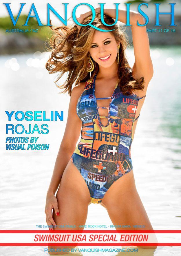 Vanquish Magazine – Swimsuit USA – Part 11 – Yoselin Rojas