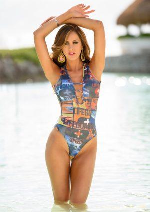 Vanquish Magazine - Swimsuit USA - Part 11 - Alondra Meraz 6