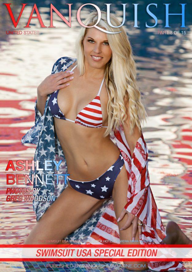 Vanquish Magazine – Swimsuit USA – Part 8 – Ashley Bennett