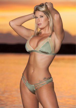 Vanquish Magazine – Swimsuit USA – Part 8 – Melissa Garcia