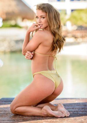 Vanquish Magazine - Swimsuit USA - Part 7 - Luna Beasley 2