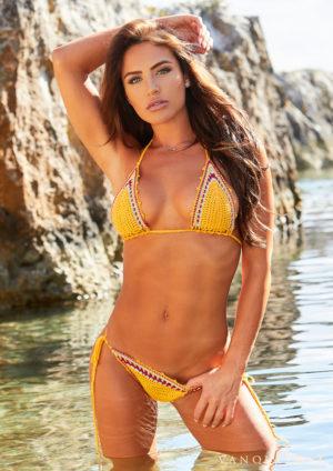 Vanquish Magazine - Swimsuit USA - Part 1 - Kim Cote-Tremblay 2