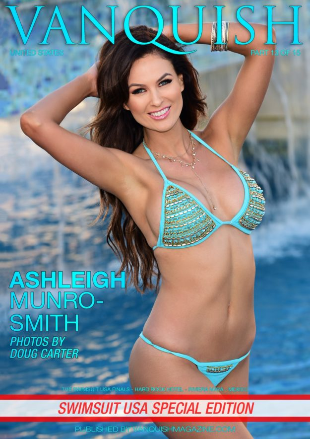 Vanquish Magazine – Swimsuit Usa – Part 13 – Ashleigh Munro-smith