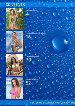 Swimsuit USA Magazine – Part 16 – Nicole Dowling
