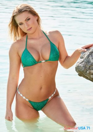 Swimsuit USA Magazine - Part 3 - Deanna Carola 5