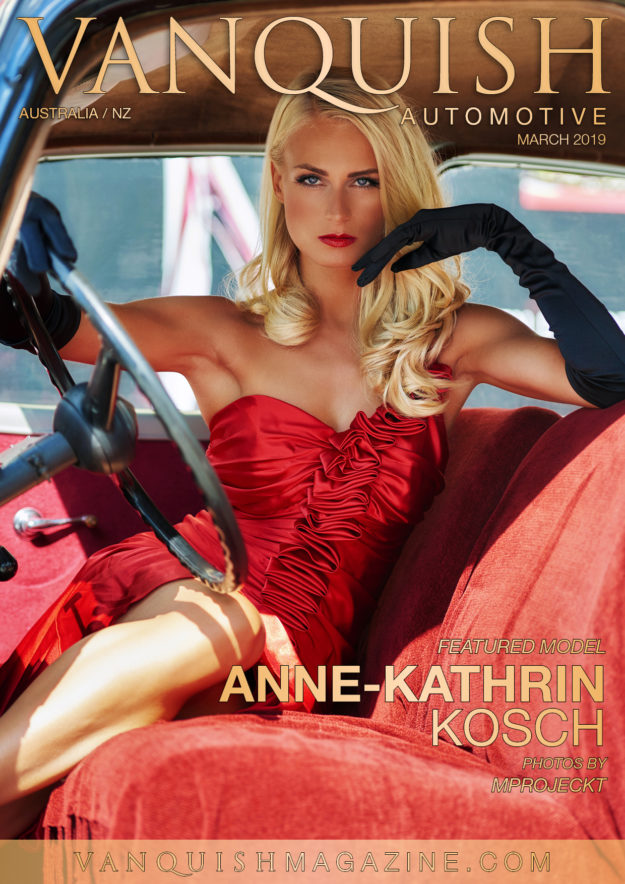Vanquish Automotive – March 2019 – Anne-Kathrin Kosch