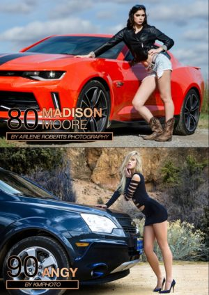Vanquish Automotive - March 2019 - Josie Fox 3