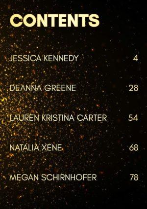 Goddess American Dreams - June 2019 - Jessica Kennedy 1