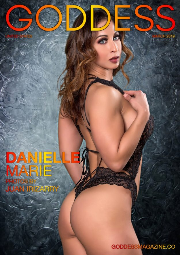 Goddess Magazine – March 2019 – Danielle Marie