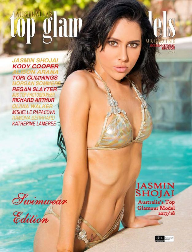Australia's Top Glamour Models Magazine – Swimwear Edition 2018