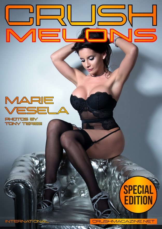 Crush Melons – March 2019 – Marie Vesela