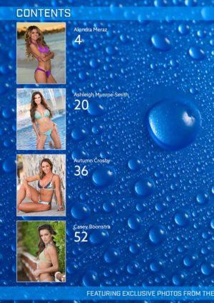 Swimsuit Usa Magazine – Part 4 – Courtney Newman