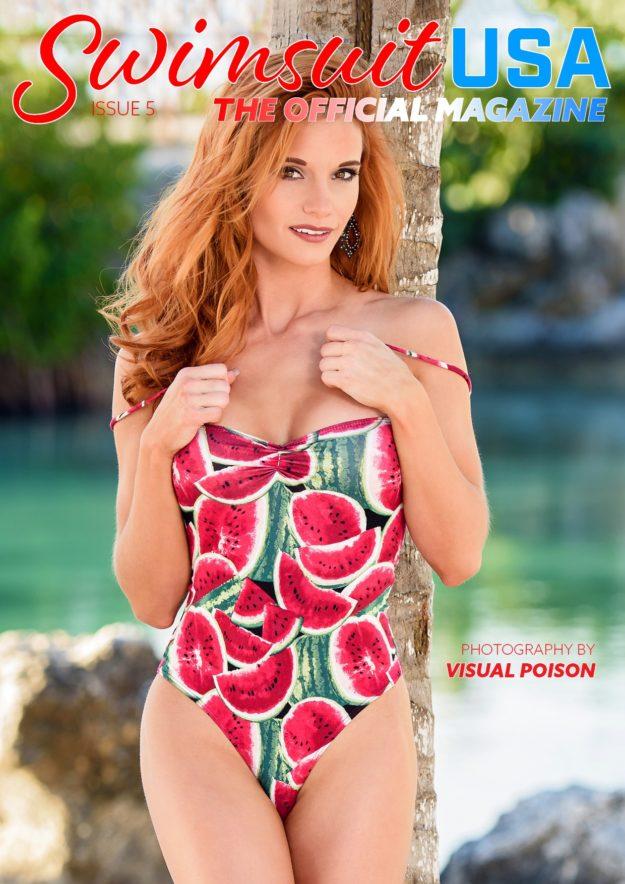 Swimsuit Usa Magazine – Part 5 – Jessika Lyn