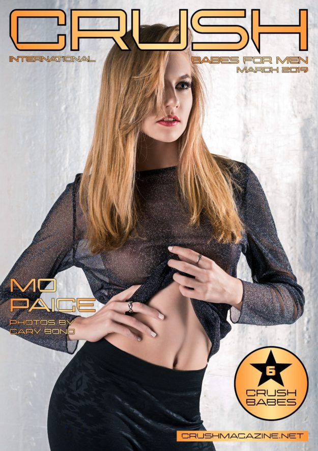 Crush Magazine – March 2019 – Mo Paige