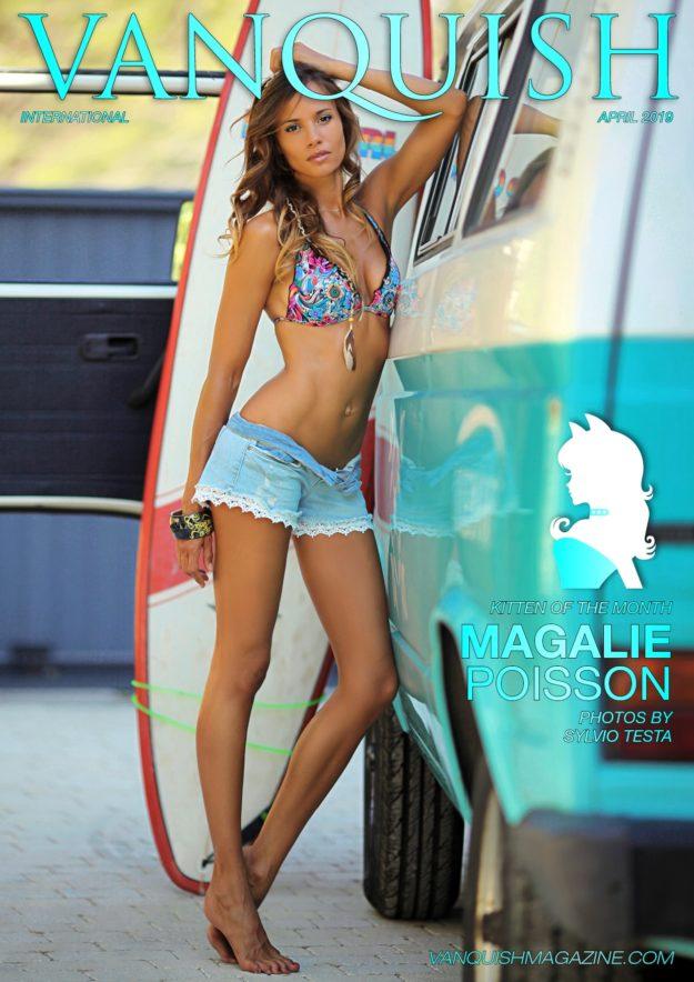 Vanquish Magazine – April 2019 – Magalie Poisson