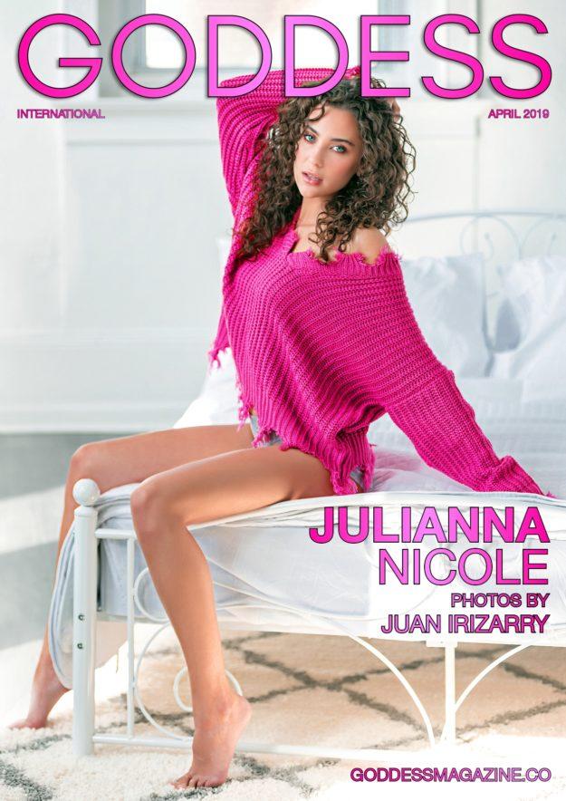 Goddess Magazine – April 2019 – Julianna Nicole
