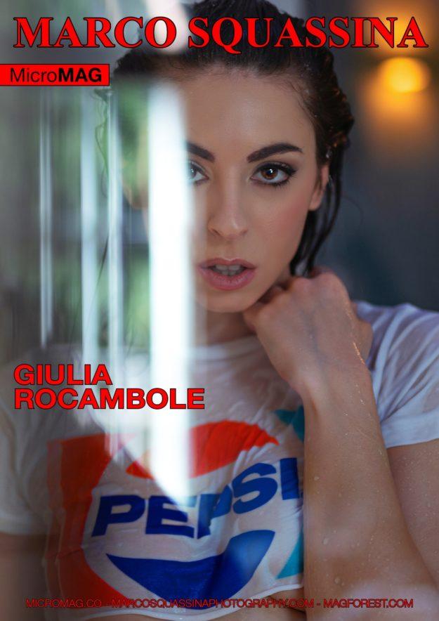 Marco Squassina Micromag – Giulia Rocambole
