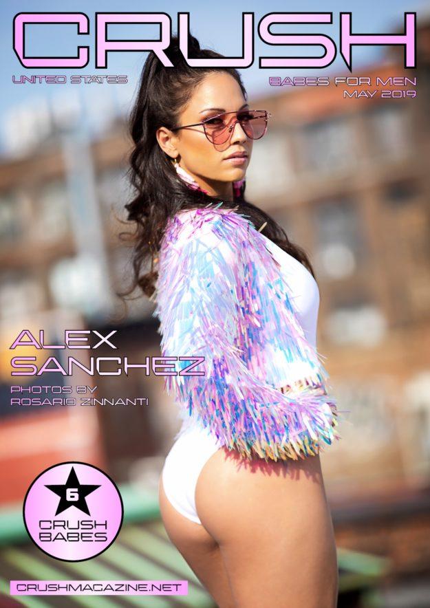 Crush Magazine – May 2019 – Alex Sanchez