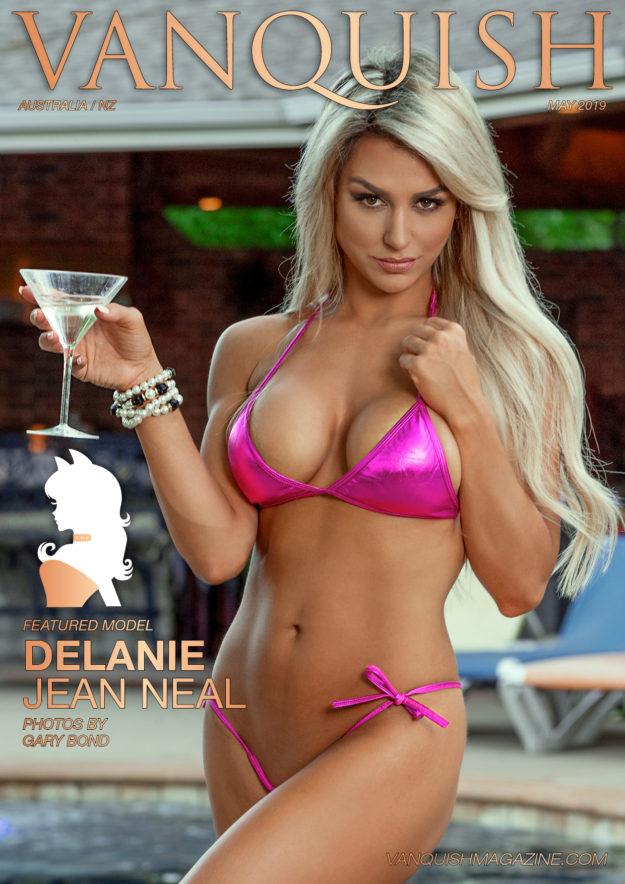 Vanquish Magazine – May 2019 – Delanie Jean Neal