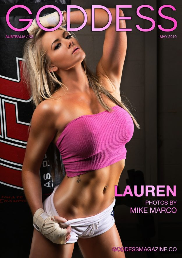 Goddess Magazine – May 2019 – Lauren K