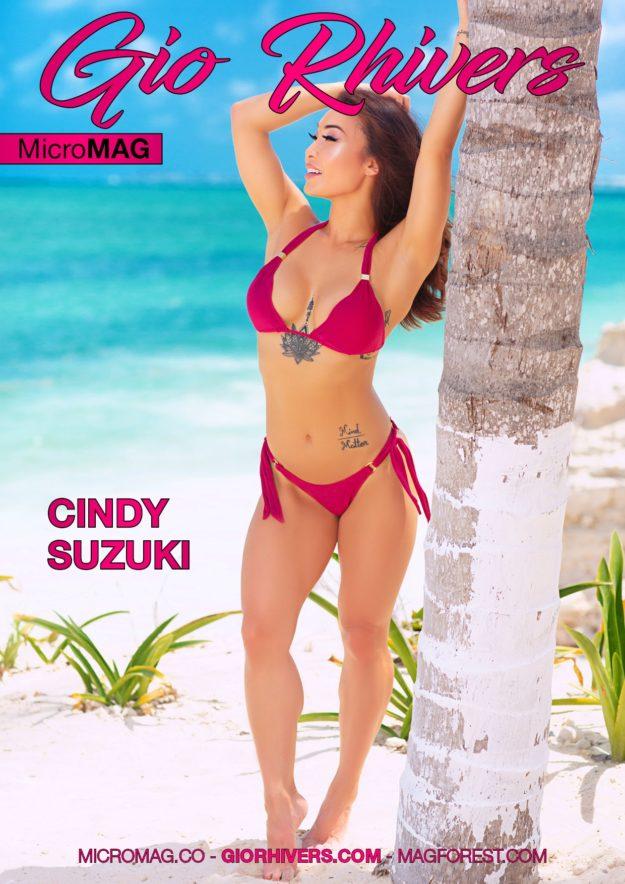Gio Rhivers MicroMAG – Cindy Suzuki