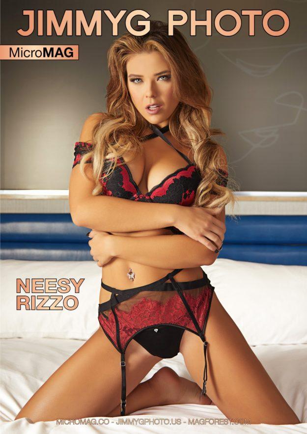 JimmyG Photo MicroMAG – Neesy Rizzo