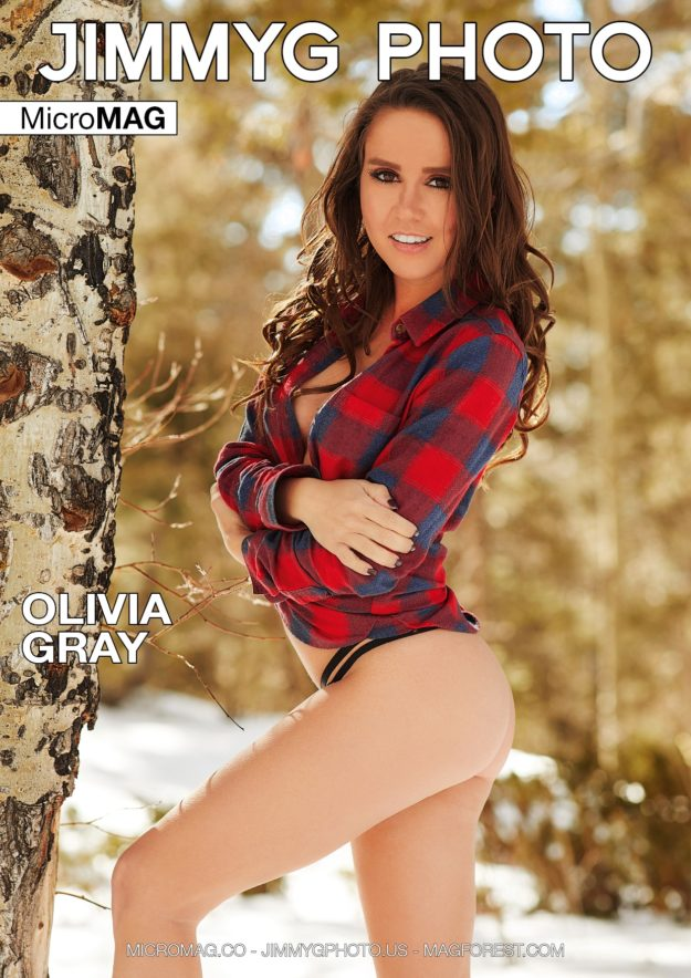 JimmyG Photo MicroMAG – Olivia Gray