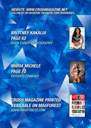 Crush Magazine – June 2019 – Asha Urielle