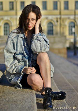 Goddess Magazine – June 2019 – Amber Rickard 3