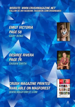 Crush Magazine - July 2019 - Emily Victoria 2