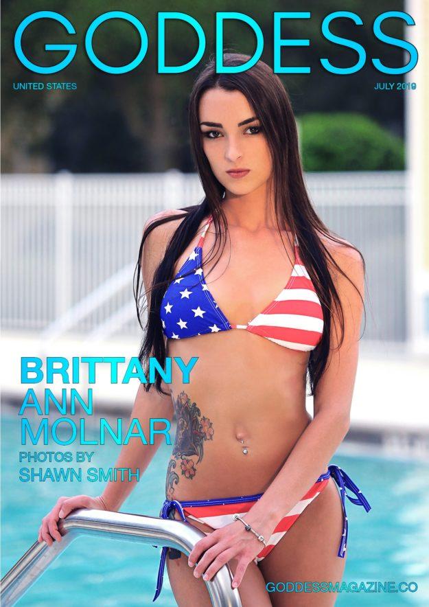 Goddess Magazine – July 2019 – Brittany Ann Molnar