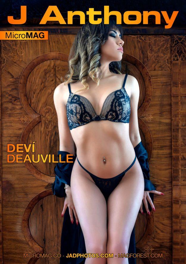 J Anthony MicroMAG – Deví Deauville