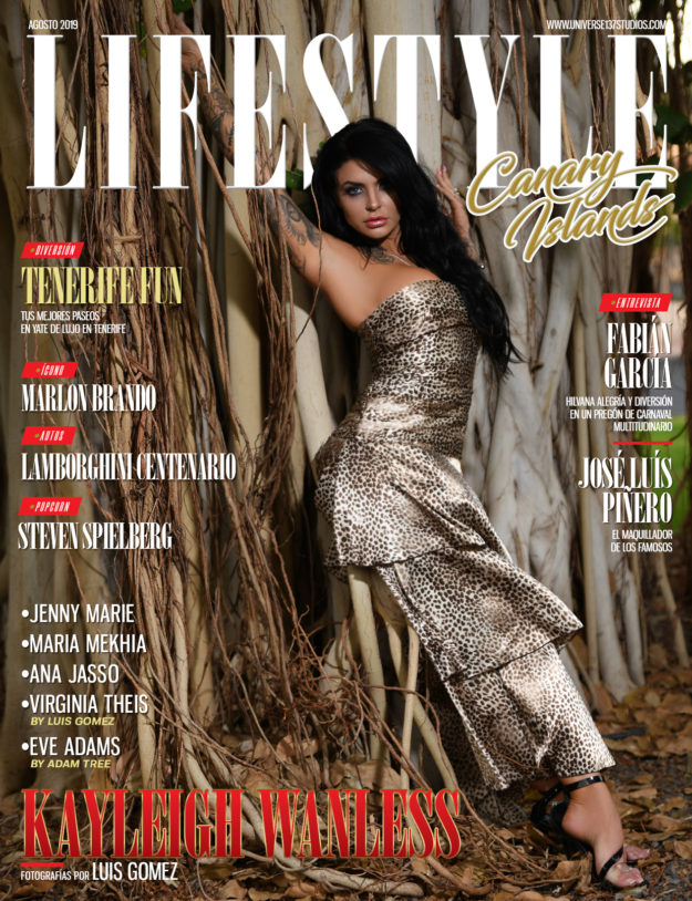 Lifestyle Magazine Canary Islands – August 2019