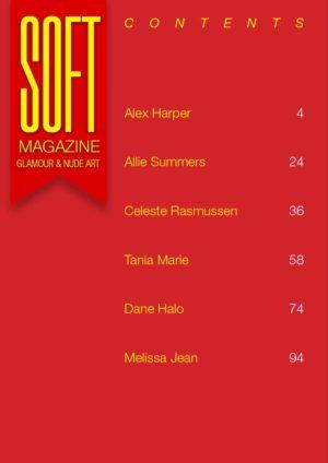 Soft Magazine - August 2019 - Celeste Rasmussen 1