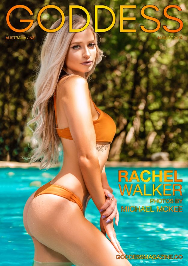 Goddess Magazine – August 2019 – Rachael Walker