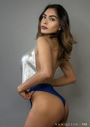 Vanquish Magazine - August 2019 - CJ Sparxx 6