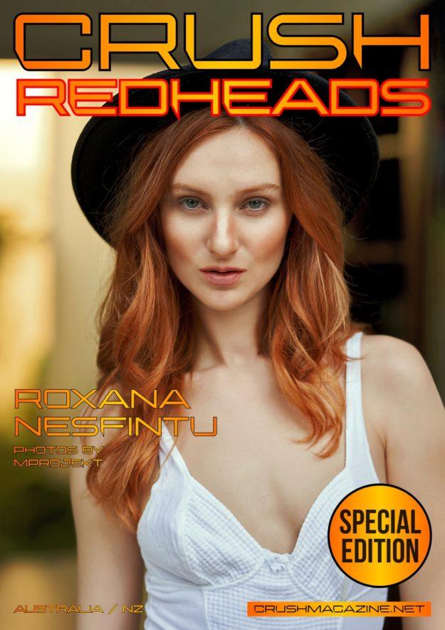 Crush Magazine – September 2019 – Roxana Nesfintu