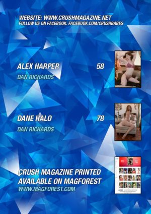 Crush Magazine – September 2019 – Celeste Rasmussen